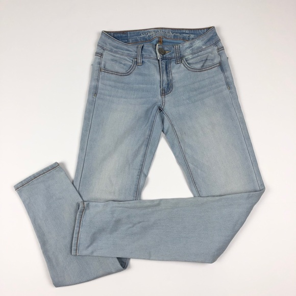 American Eagle Outfitters Denim - American Eagle | Light Wash Skinny Jegging Jean